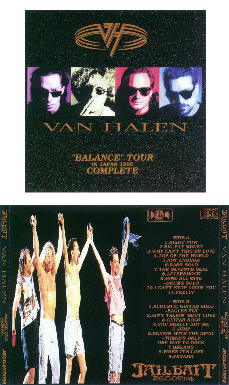 Van Halen - Complete Balance Tour